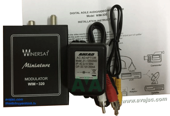Điều chế Winersat WIM-320