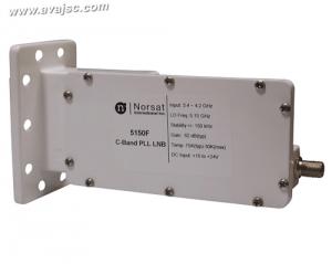 LNB Norsat 5150F C Band PLL LNB