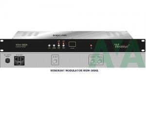 điều chế tín hiệu truyền hình cáp Winersat WSM 380SL